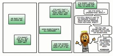 #159 Creepy Jesus
