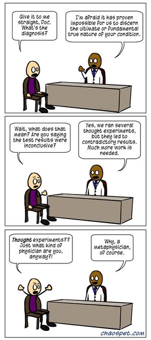 #285: Meta-diagnosis