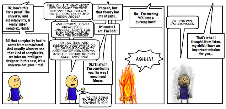 #50 The Burning Bush