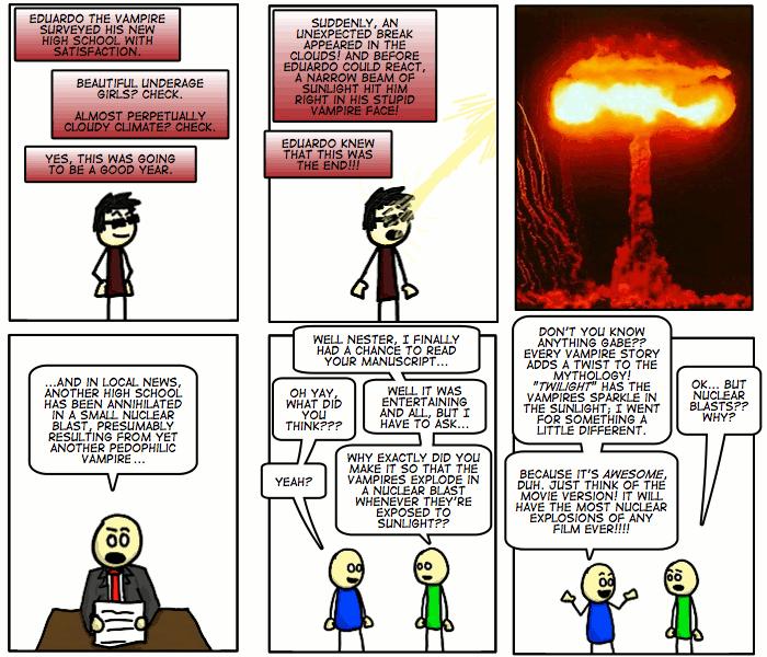 #158 Radioactive Undead