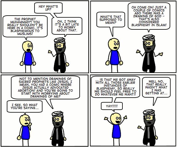 #179 Blasphemy