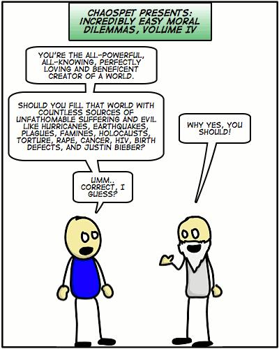 #216: Divine Dilemma