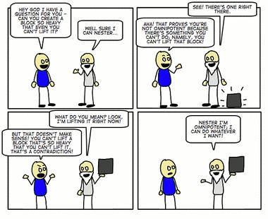 #177 Logic of Omnipotence