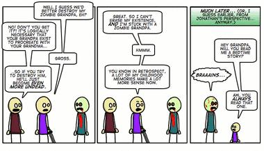 #209: Zombie Procreation