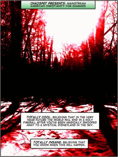 #217: Rapture Lunacy