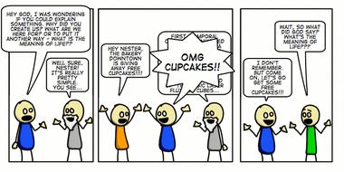 #218: Cupcakes!