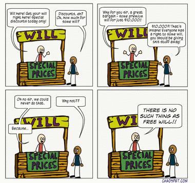 "#284: ""Free"" Will"