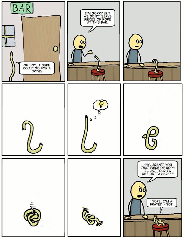 #98 Bar Joke