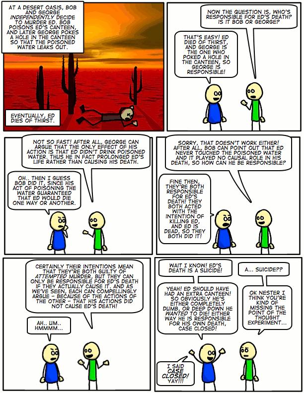 #146 Causal Paradox
