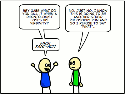 #147 Kant puns