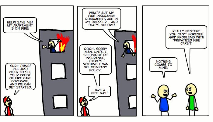 #172 Privatized Fire Care
