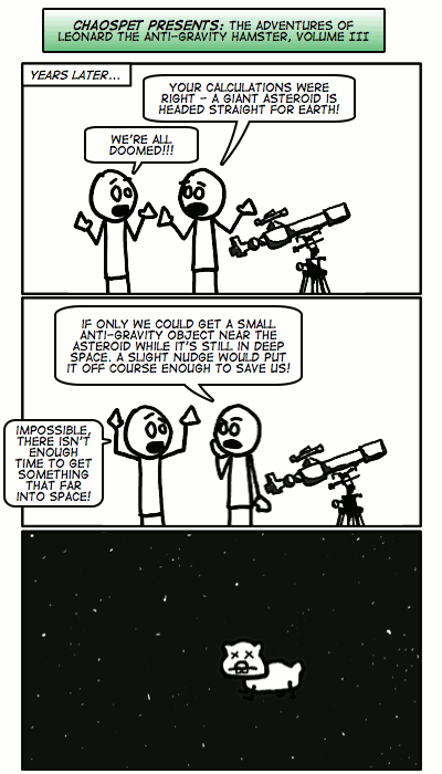 #197: Our only hope